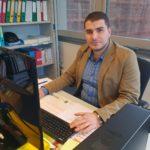 Ali Aljarf, délégué technique au sein de l'IMdR