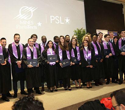 Cérémonie de remise des diplômes des Mastères Spécialisés de MINES ParisTech